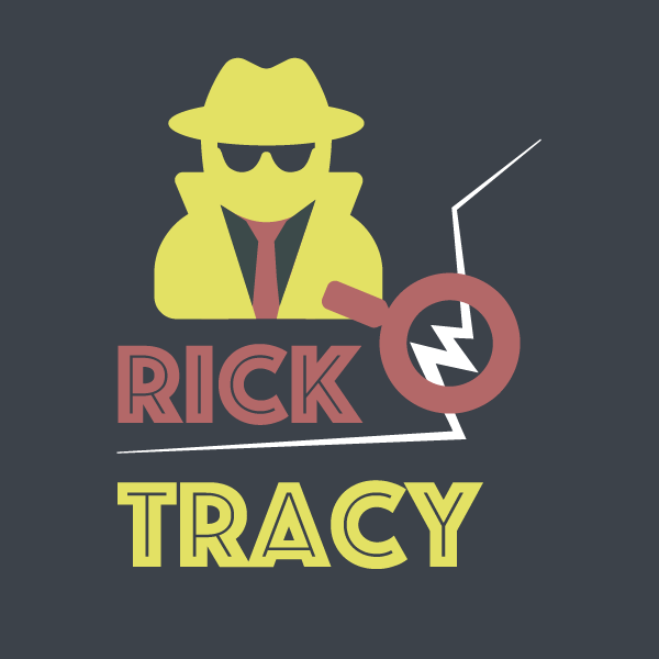 Cover art of Rick Tracy